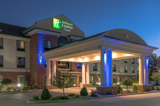 Holiday Inn Express Hotel & Suites Lafayette East: Hotel Exterior