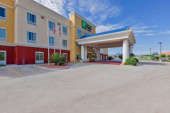 Alpine, TX: Hotel Exterior
