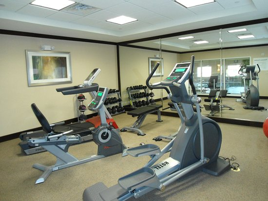 Holiday Inn Express & Suites Alpine Southeast: Fitness Center