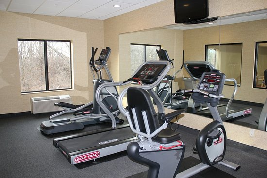Niles, MI: Fitness Center