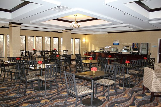 Niles, MI: Breakfast Area