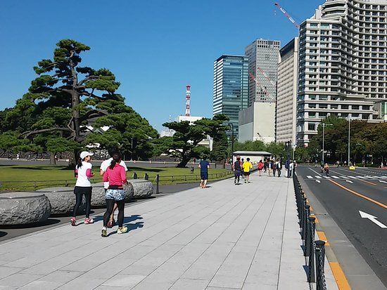 Imperial Palace Running Course