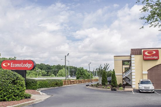 Econo Lodge Research Triangle Park: Exterior