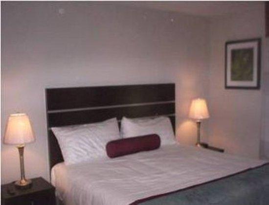 Super 8 Saskatoon Near Downtown: One King Bed Room