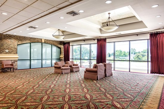 Clarion Hotel Richmond Central: Banquet Room