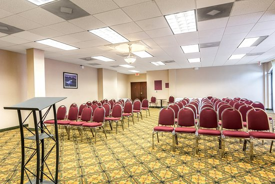 Clarion Hotel Richmond Central: Meeting Room