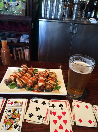 The Ritual Tavern: Fried pickles and IPA!