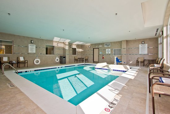The Timbers Hotel: Holiday Inn Express and Suites Denver East Indoor Pool Hot Tub