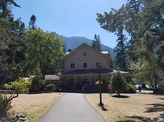 Lake Crescent Lodge: 20160805_142046_large.jpg