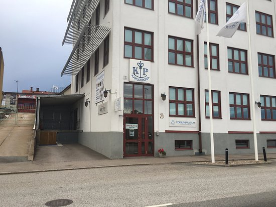 Karlskrona Porslinsmuseum