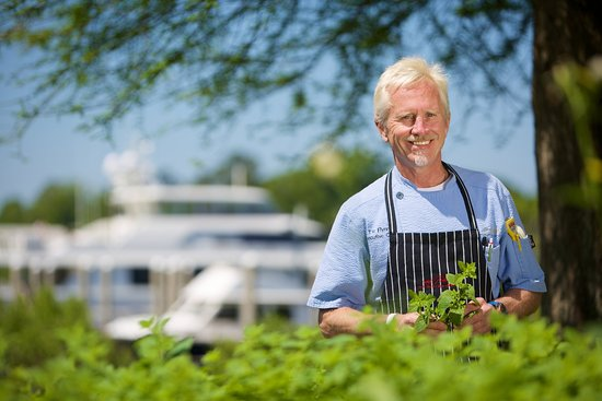 Irvington, VA: Chef TVGarden