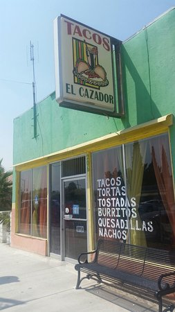 Mc Farland, CA: Tacos El Cazador