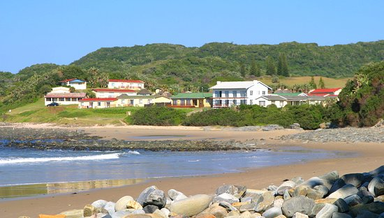 Kei Mouth, South Africa: Whispering Waves
