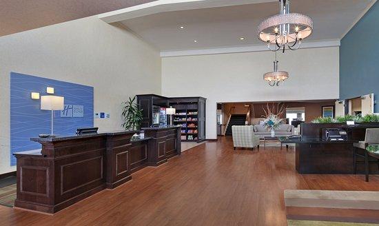 Holiday Inn Express Port Hueneme: Business Center