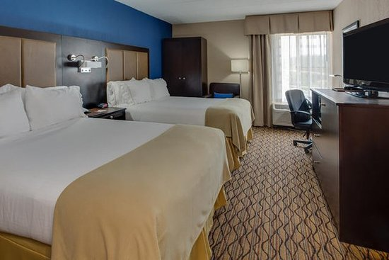 Holiday Inn Express Hunt Valley: Double Bed Guest Room