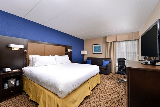 Holiday Inn Express Hunt Valley: Guest Room