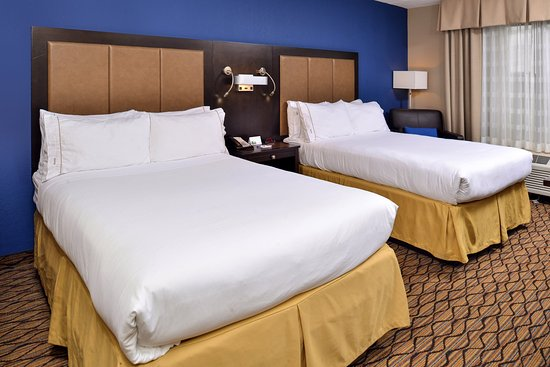 Holiday Inn Express Hunt Valley : Guest Room