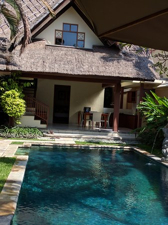 Mutiara Bali Boutique Resort & Villas: Our 2 bedroom villa with private pool