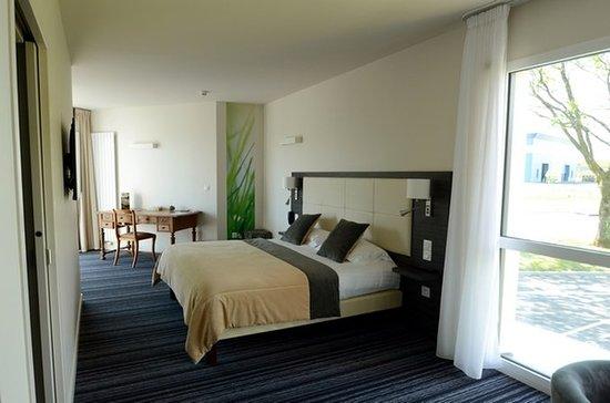 La Verrie, France : Room