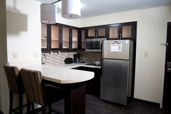 Staybridge Suites Houston NW Willowbrook 2 Bedroom 2 Bath Suite Kitchen   Studio King Suite Kitchen. 2 Bedroom Suites In Houston