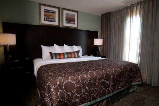 Staybridge Suites Houston NW Willowbrook 2 bedroom 2 Bath Suite One King  bed One Queen. 2 Bedroom Suites In Houston