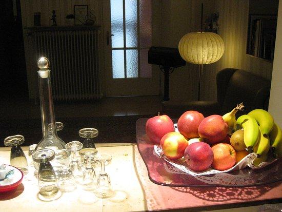 Design Hotel Vosteen: Abendliches Leckerli