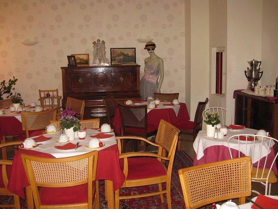 Design Hotel Vosteen: Frühstücksraum