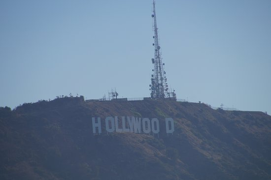 Beverly Hills, CA: Hollywood Sign