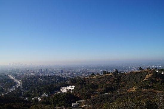 Beverly Hills, CA: Blick auf L.A.