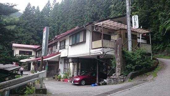 Kadohanryokan: 旅館の外観