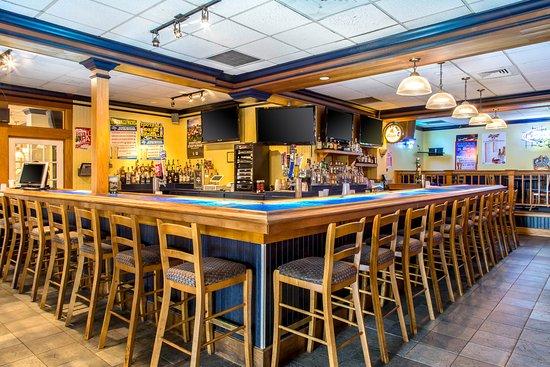 Quality Inn: Bar/Lounge