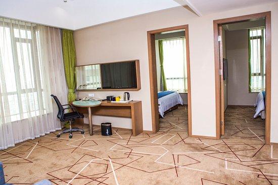Holiday Inn Express CHENGDU WEST GATE : Guest Room