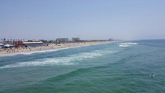 希爾海灘照片