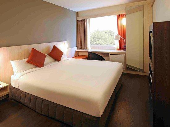 Ellerslie, Yeni Zelanda: Guest Room
