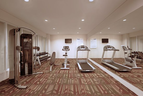 Holiday Inn Express Bali Raya Kuta: Fitness Room at Holiday Inn Express Bai Raya Kuta