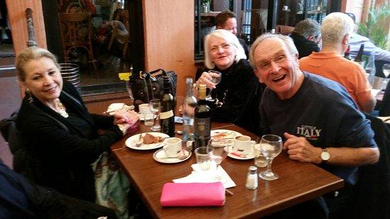 Bar Reggio: Looong Lunch