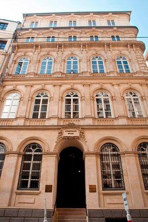 Vault Karakoy, The House Hotel: Entrance