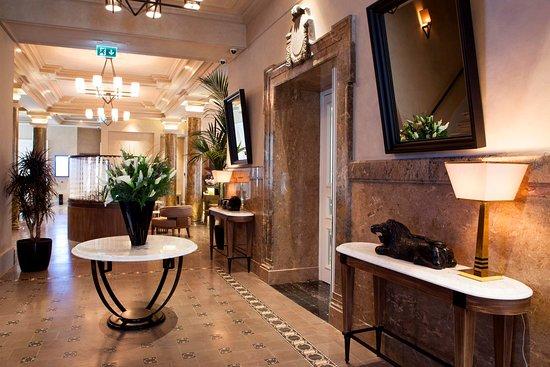 Vault Karakoy, The House Hotel: Lobby