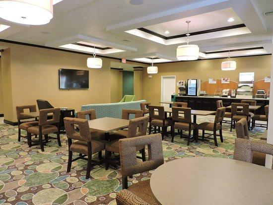 Montgomery, Нью-Йорк: Hotel Lobby