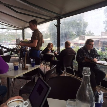 Jamaica Blue Cooroy : great service