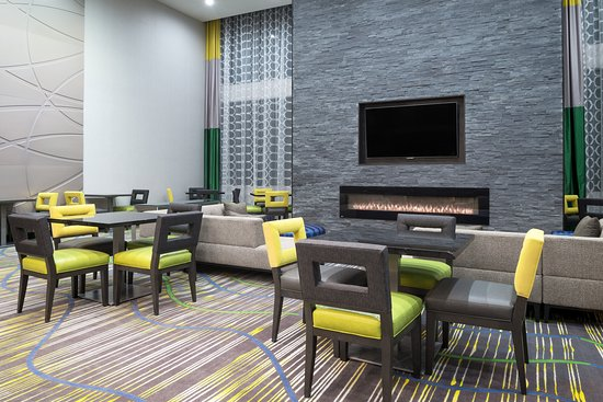 Norman, OK: Great Room/ Guest Lounge