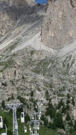 Selva di Val Gardena, Italia: Rifugio Toni Demetz