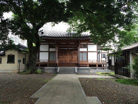 Dojin-ji Temple