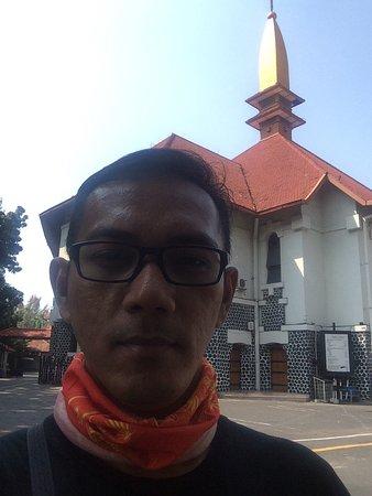 Photo1 Jpg Picture Of Gereja Santa Perawan Maria Ratu Rosario Suci Randusari Katedral Semarang Tripadvisor