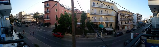 Astali Hotel : Panoramic view from our room