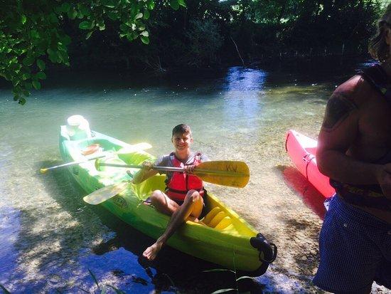Kayak Vert Canoe