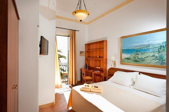 Double Seaview (example) Hotel Villa Schuler, Taormina