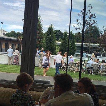 Chester Racecourse Restaurant Reviews