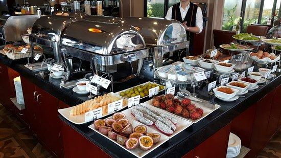 Hanoi Tirant Hotel: Petit - déjeuner