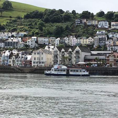 Dartmouth Steam Railway and River Boat Company: Ferry: Kingswear to Dartmouth